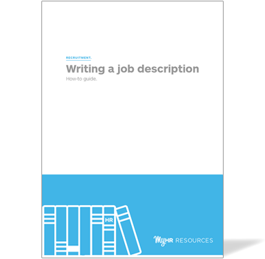Write a job description