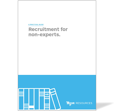 A practical guide to recruitment for non-experts cover